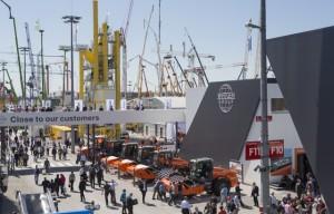 Companies Showcase Latest Construction Trends at Giant Bauma Trade Fair