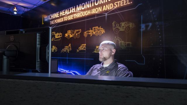 John Deere maintenance center