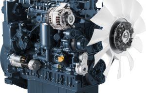Kubota Unveils Its First-Ever Diesel above 200 Horsepower