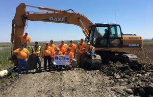 Titan Machinery Donates Equipment to Team Rubicon for DeSoto National Wildlife Refuge
