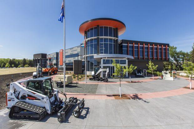 Doosan Bobcat North America Completes West Fargo Headquarters Expansion