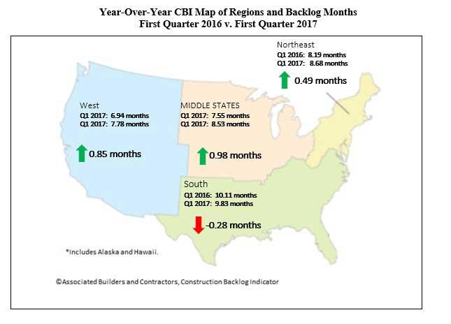 CBI Map of Regions