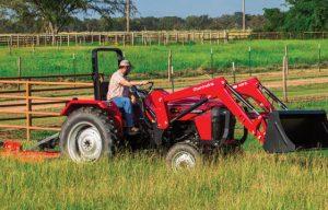 Mahindra Compact Tractors Summarized — 2017 Spec Guide
