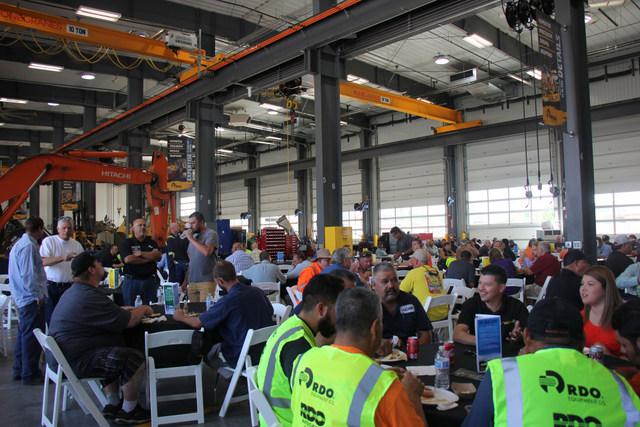 RDO Equipment Riv_Luncheon