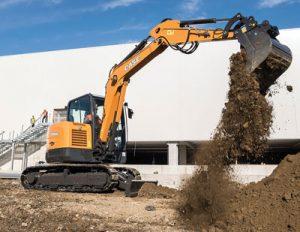 Case C Series Mini Excavators