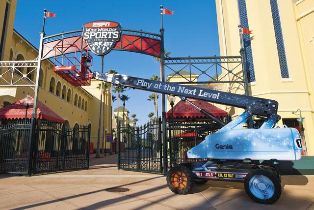 Disney's ESPN Wide World of Sports