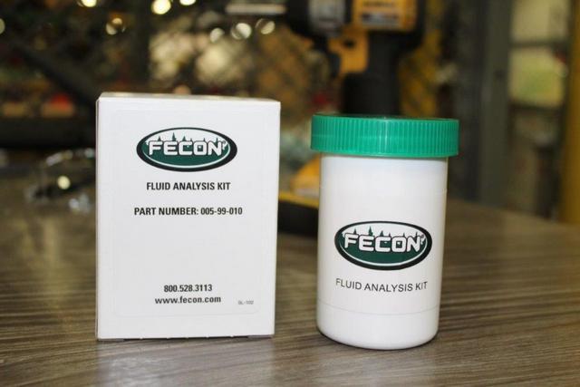 Fecon Oil Analysis Kit