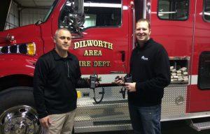 RDO Equipment Co. Grants $500,000 to Volunteer Fire Departments Through Community Builder Program