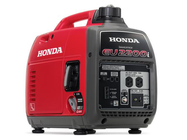 Honda EU2200i_studio shot