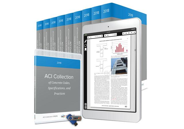 Aci Lightweight Concrete : American concrete institute releases aci collection