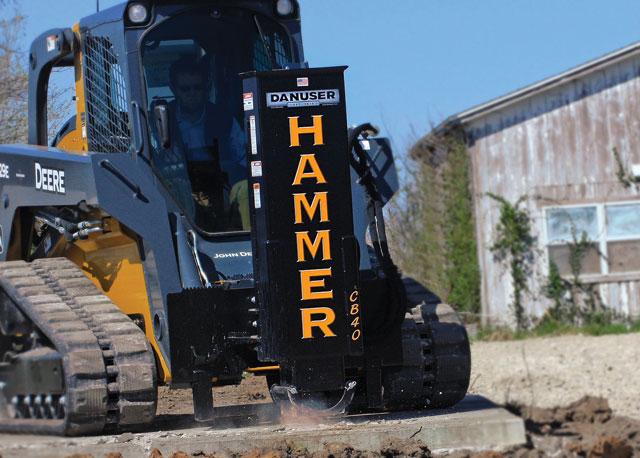 danuser drop hammer