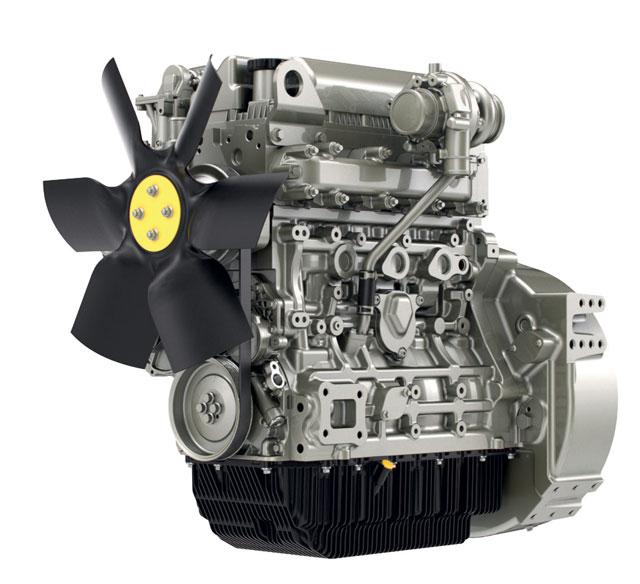 Perkins Syncro 3.6-liter diesel
