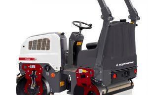 Dynapac CC950 (Economy Diesel) Tandem Asphalt Roller Is Small But Has Big Impact
