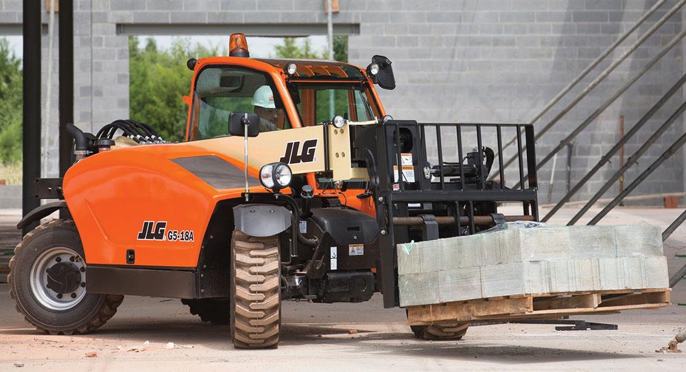 jlg tool carrier