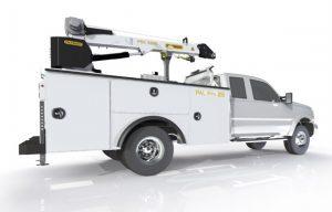 Omaha Standard Palfinger Releases New Mechanics Body: PAL Pro 20