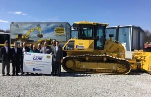 Komatsu CARE Program Celebrates 60,000th Service Interval