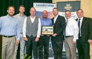 JCB honored with environmental awareness award