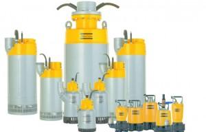 Wilder Motor & Equipment now carrying Atlas Copco WEDA line of pumps
