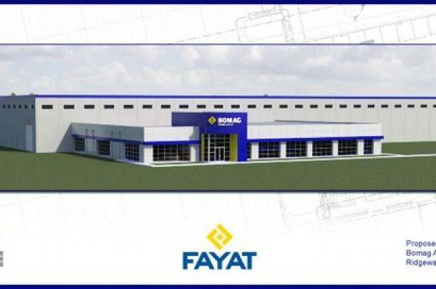 Bomag makes additional investments at its South Carolina facility