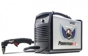 Powermax30 AIR is both portable air plasma system and internal compressor