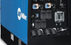New Miller Diesel Welder/Generators — Big Blue 800s