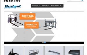 Budget Attachments & Parts gets new website (go visit it!)