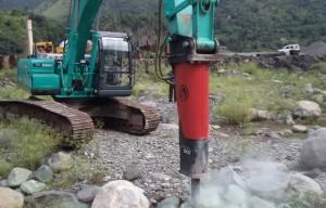 Hydraulic Breaker Maintenance