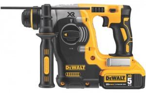 Dewalt announces 20V MAX XR Brushless SDS Hammer