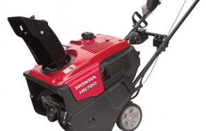 GIE+EXPO: Honda introduces HS720 snowblower