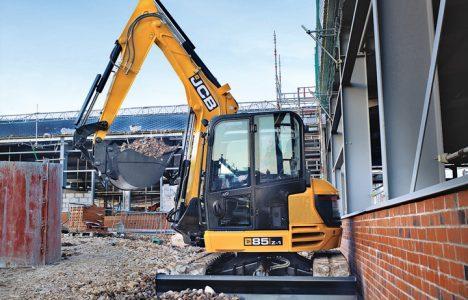 JCB Excavators — 2016 Spec Guide