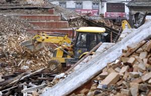 JCB announces $1 million backhoe donation to Nepal quake zone (CE starts slow clap)