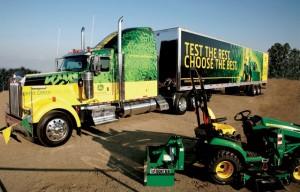 Hyster Recognized as John Deere 'Partner-level Supplier'