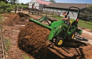 John Deere's Green Fever Sales Program Helps Property Owners Upgrade Equipment