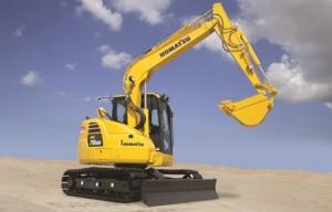 Komatsu America Introduces PC78US-10 Excavator