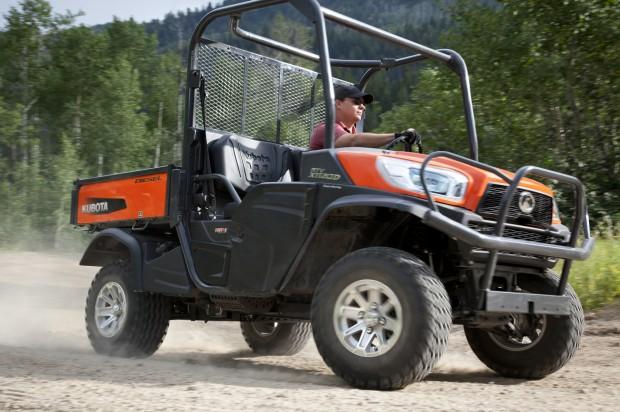 Kubota Utility Vehicles — 2015 Spec Guide