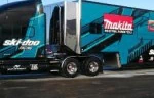 Makita Industrial Power Tools Joins Warnert Racing Snocross Team