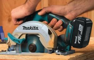 Makita expands brushless lineup with new cordless circular saw