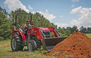 Massey Ferguson Tractors — 2016 Spec Guide