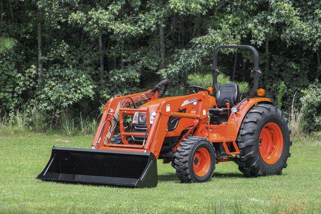 Kioti Tractor Accessories : Kioti tractor announces biggest fan winners