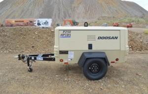 Doosan Portable Power adds dual pressure/dual flow air compressor to Tier 4 Final lineup