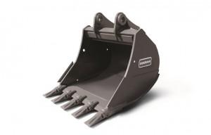 Doosan introduces new severe-duty buckets for handling big abrasive materials