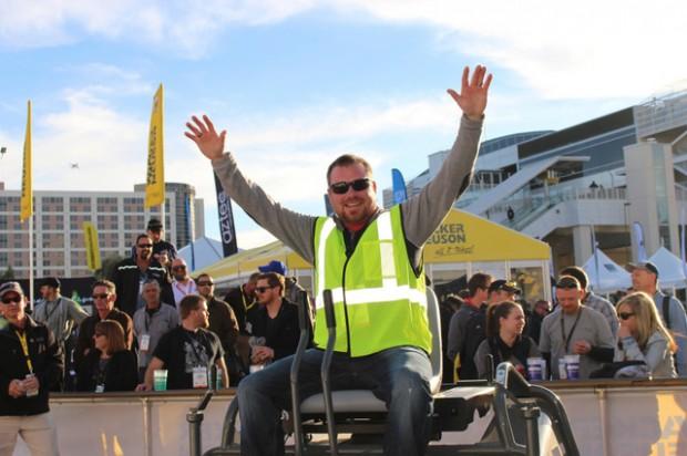 Wacker Neuson crowns new Trowel Challenge competition winner