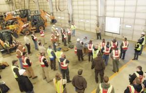 Case, Titan Machinery Help Team Rubicon Graduate First Class of Heavy Equipment Instructors