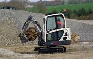 Terex releases Tier 4 Final TC16 and TC29 compact excavators