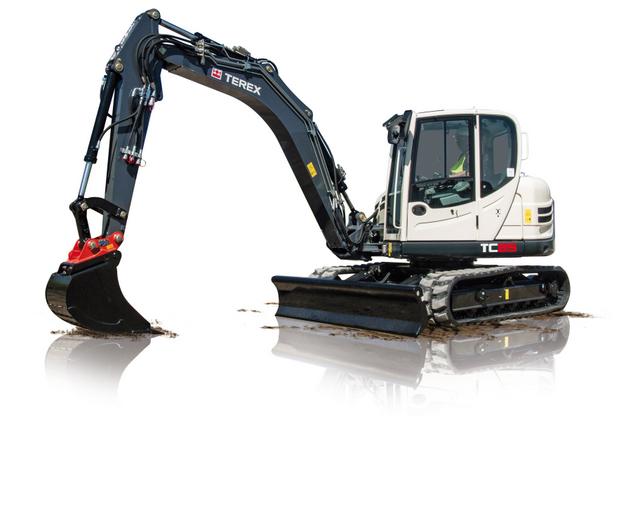 Terex TC85 Excavator