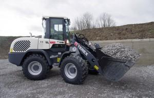 Terex releases Tier 4 Final compact wheel loaders