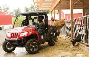 Toro Utility Vehicles — 2016 Spec Guide