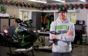 Robert Bosch Tool to Partner with Snocross Star Tucker Hibbert