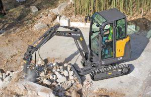 Volvo Excavators — 2016 Spec Guide