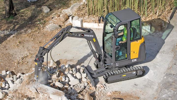 Volvo Excavators — 2016 Spec Guide | Compact Equipment
